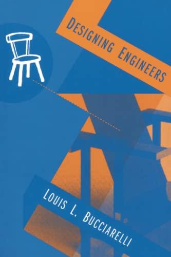 Designing Engineers 9780262522120