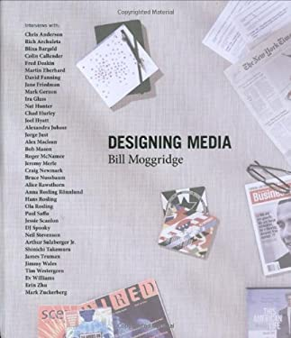 Designing Media [With DVD] 9780262014854