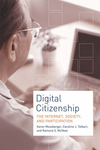 Digital Citizenship: The Internet, Society, and Participation 9780262633536
