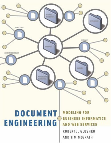 Document Engineering: Analyzing and Designing Documents for Business Informatics and Web Services 9780262072618