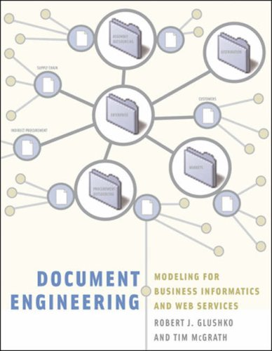 Document Engineering: Analyzing and Designing Documents for Business Informatics & Web Services 9780262572453