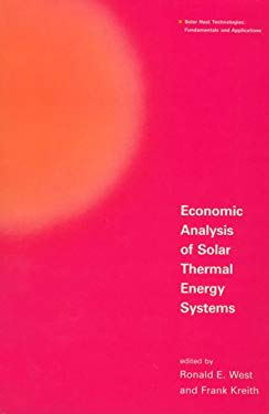 Economic Analysis of Solar Thermal Energy Systems 9780262231404