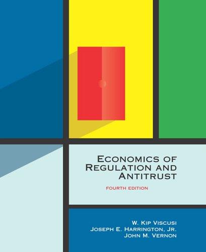 Economics of Regulation and Antitrust 9780262220750