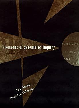 Elements of Scientific Inquiry 9780262133425