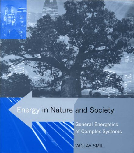 Energy in Nature and Society: General Energetics of Complex Systems 9780262693561