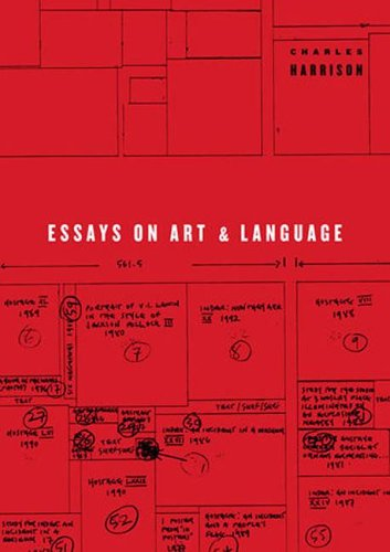 Essays on Art and Language 9780262582414