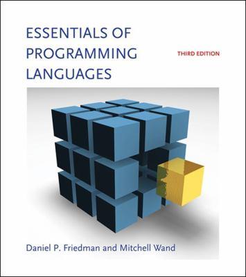 Essentials of Programming Languages 9780262062794
