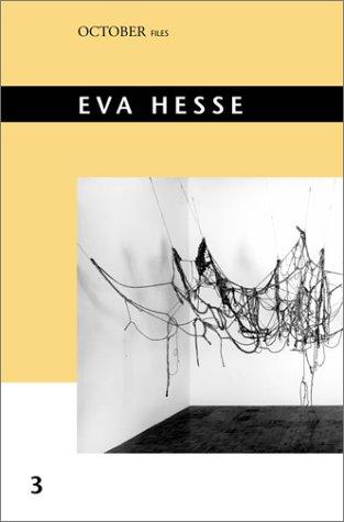 Eva Hesse 9780262640497