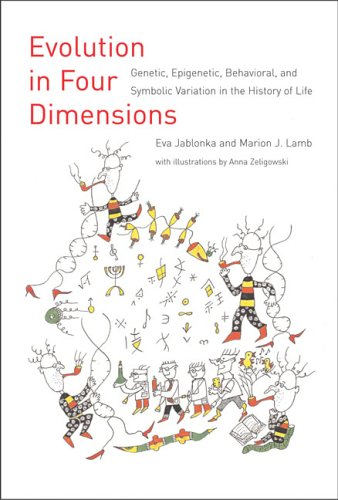 Evolution in Four Dimensions: Genetic, Epigenetic, Behavioral, and Symbolic Variation in the History of Life 9780262600699