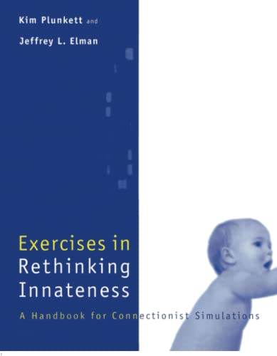 Exercises in Rethinking Innateness [With Two Disks] 9780262661058