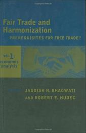Fair Trade and Harmonization: Economic Analysis