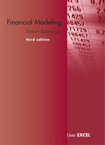 Financial Modeling [With CDROM] - 3rd Edition