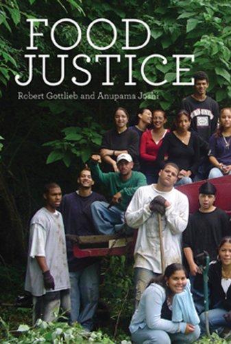 Food Justice 9780262072915