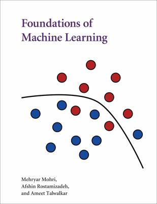 Foundations of Machine Learning 9780262018258