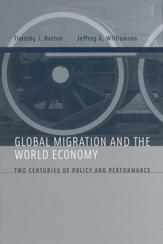 Global Migration and the World Economy: Two Centuries of Policy and Performance 9780262083423