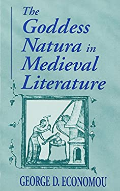 Goddess Natura in Medieval Literature 9780268029555