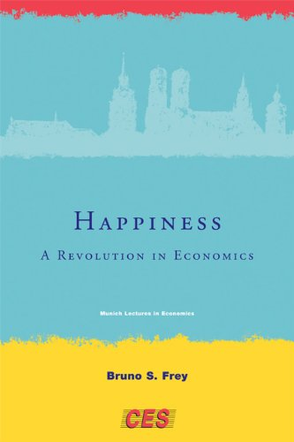 Happiness: A Revolution in Economics 9780262514958