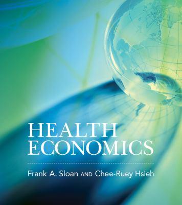 Health Economics 9780262016766
