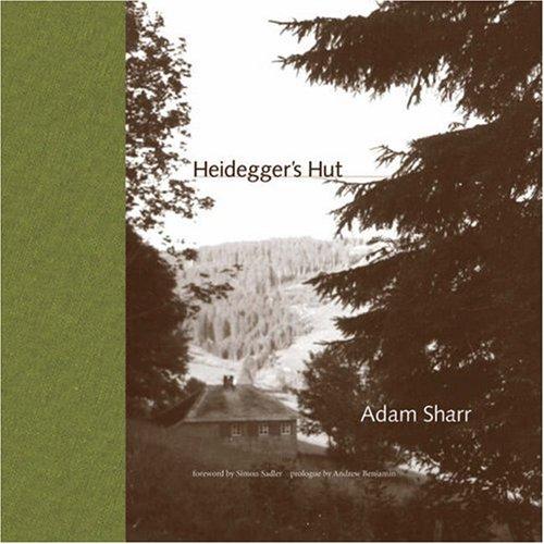 Heidegger's Hut 9780262195515