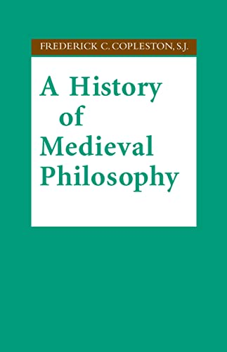 History of Medieval Philosophy 9780268010911