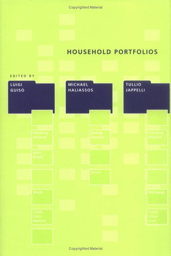 Household Portfolios 9780262072212