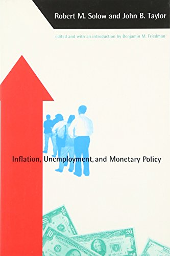 Inflation, Unemployment, and Monetary Policy 9780262692229