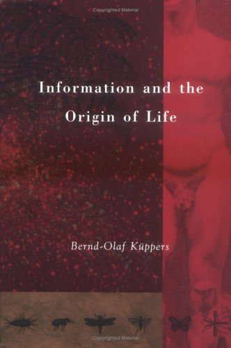 Information and the Origin of Life 9780262111423