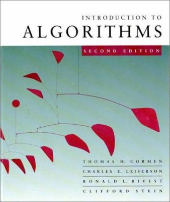 Introduction to Algorithms 9780262032933