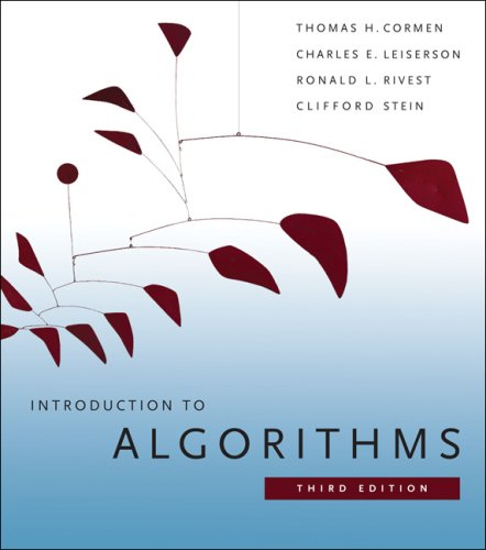 Introduction to Algorithms 9780262033848