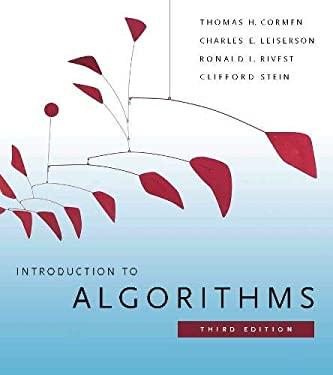Introduction to Algorithms por Thomas Cormen