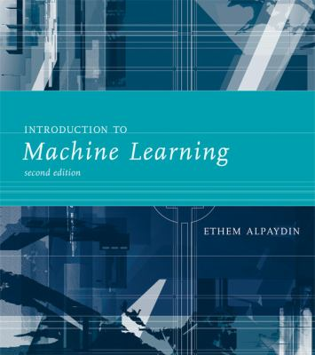 Introduction to Machine Learning 9780262012430