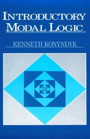 Introductory Modal Logic 9780268011598