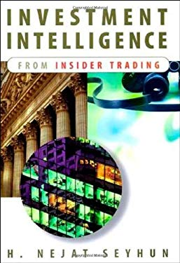 Investment Intelligence from Insider Trading 9780262194112