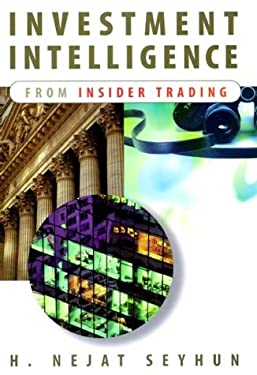 Investment Intelligence from Insider Trading 9780262692342