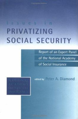 Issues in Privatizing Social Security: Report of an Expert Panel of the National Academy of Social Insurance 9780262041775