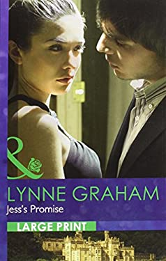 Jess's Promise 9780263222166