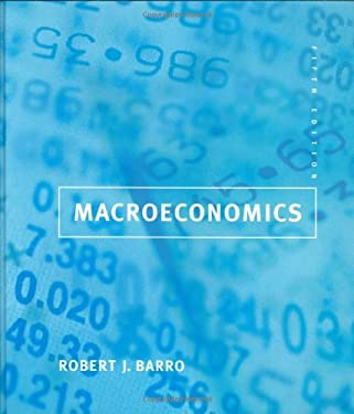 Macroeconomics, 5th Edition 9780262024365