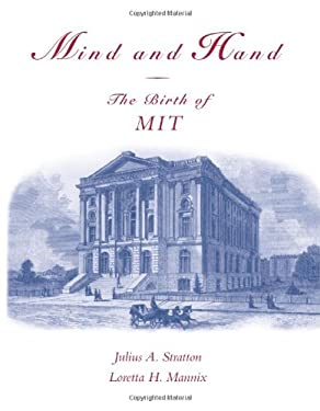 Mind and Hand: The Birth of Mit 9780262195249