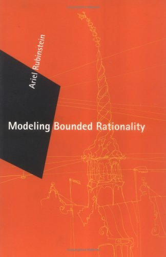 Modeling Bounded Rationality 9780262681001