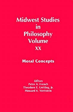 Moral Concepts 9780268014209