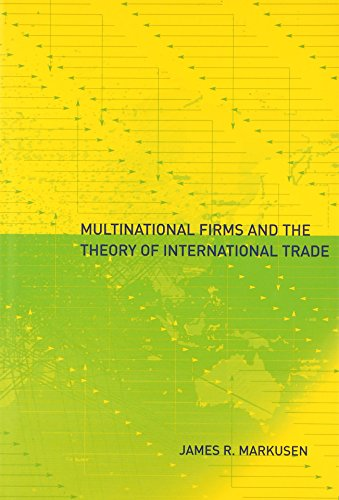 Multinational Firms and the Theory of International Trade 9780262134163