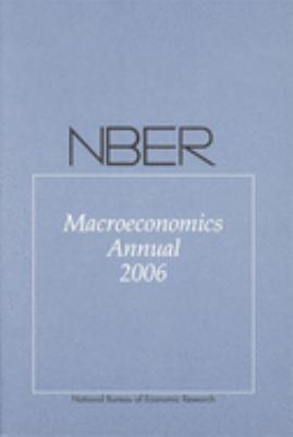 NBER Macroeconomics Annual 9780262512008