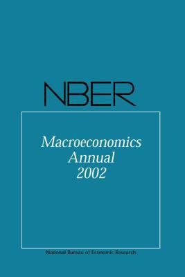 Nber Macroeconomics Annual 2002 9780262571739