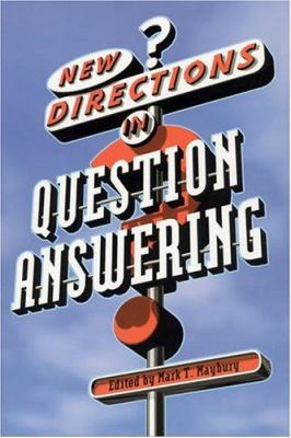 New Directions in Question Answering 9780262633048