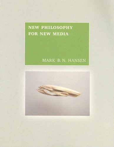 New Philosophy for New Media 9780262582667