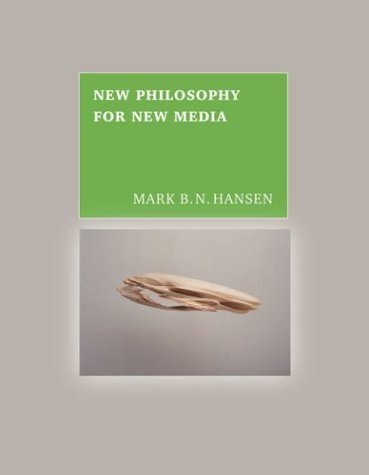 New Philosophy for New Media 9780262083218