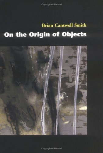 On the Origin of Objects 9780262193634