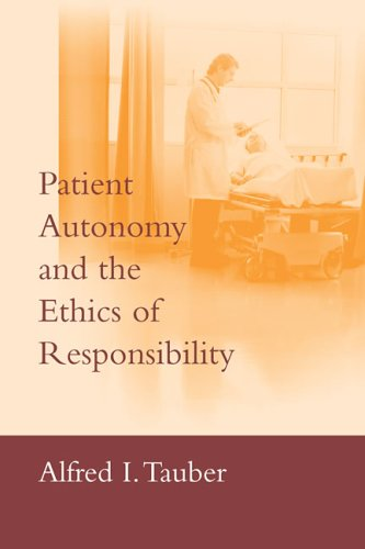 Patient Autonomy and the Ethics of Responsibility 9780262701129