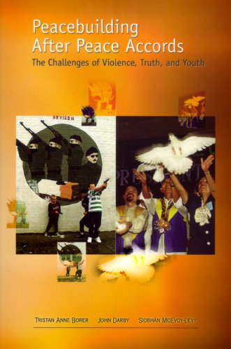 Peacebuilding After Peace Accords: The Challenges of Violence, Truth and Youth 9780268022044