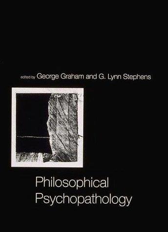 Philosophical Psychopathology 9780262071598